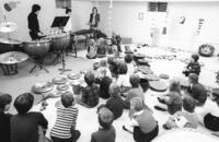 Royal Conservatory of Music - percussion class for young children
