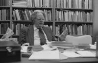 Portrait - Northrop Frye