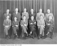 Engineering-Physics graduates and staff, 1937-1938