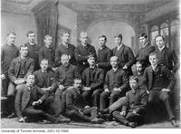 School of Practical Science Graduating Class, 1888