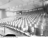 Lecture room, Chemistry and Mining Building