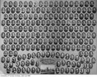 University of Toronto Medical Faculty Class of 1905