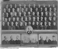 University of Toronto Graduating Class of 1885