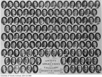 Graduates of the Faculty of Applied Science and Engineering, 1928