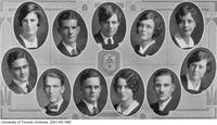Some members of the Class of 1927, University College