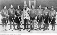 Women's Intercollegiate Hockey Team, 1926