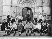 University College Foot Ball Team, 1870