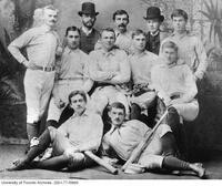 Varsity Base Ball Club, 1887