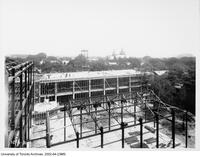 Royal Ontario Museum - construction picture