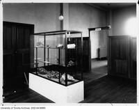 Royal Ontario Museum - Case of Gem Materials