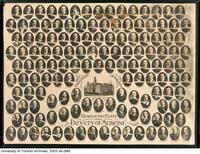 Graduating Class 1917, Faculty of Medicine