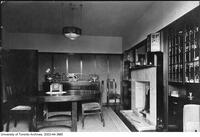 No 78 Derngate - Dining Room