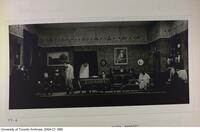 Stage scene of Hart House Theatre production Rutherford & Son