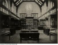 University of Toronto Museum in West Hall of University College