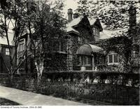 Trinity College Women's Residence, St George St.,