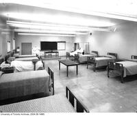Demonstration Room in the School of Nursing Building, 50 St. George St.
