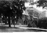 The School of Nursing, 7 Queen's Park Circle