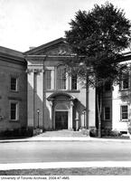Simcoe Hall - Main Doorway