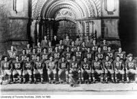 University of Toronto Senior Intercollegiate Champions, Football 1954-55