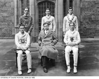 University of Toronto Tennis Team 1925-26