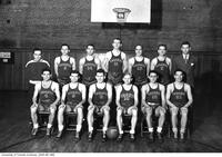 University of Toronto Senior Basketball Team 1945-46