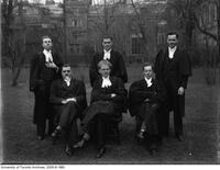 Group of Law Students, Moot Court 1934