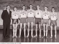University of Toronto Indoor Track Team, 1962-63