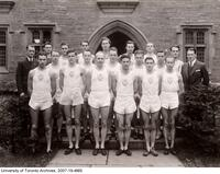 University of Toronto Senior Track Team, 1935-36