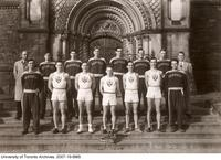 University of Toronto Track Senior Intercollegiate Track Champions 1948-49