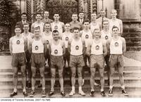 University of Toronto Track Senior Team, 1953-54