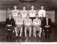University of Toronto Indoor Track Team, 1959-60