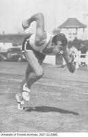 John Loaring, Champion British Empire Games, 1938 and Canadian Champion, 1937 - 440 yards hurdles