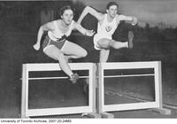 Two Canadian Champions - Betty Taylor and Larry O'Connor