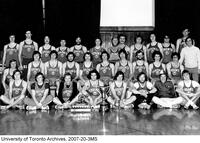 University of Toronto Track and Cross Country Team, 1974-75