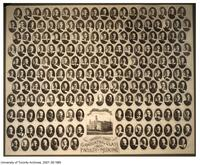 University of Toronto. Graduating Class 1907 Faculty of Medicine