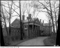 Flavelle residence, Queen's Park, March 1907