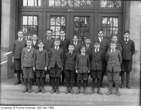 University of Toronto Schools - student group portrait