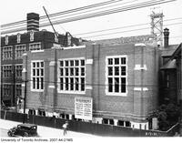 University of Toronto Schools extension, July 3 1931