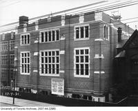 University of Toronto Schools extension, July 17 1931