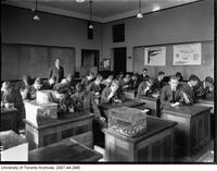 University of Toronto Schools - students in classroom