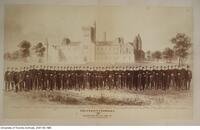 "University Company ""K"" Queen's Own Rifles, 1891-92"