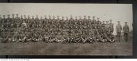 Divisional School of Infantry, Niagara on the Lake, 1915