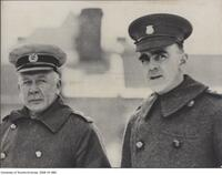 Col. Lang and A.D. LePan
