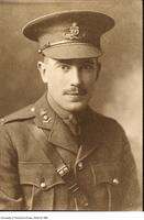 Lieut. Harold Watson, B.A. 1913, 13th Battery C.F.A.