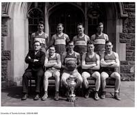 Forestry Basketball Team and Interfaculty Champions, 1929-30