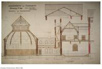 University of Toronto [University College] - Drawing No.30 School of Chemistry