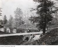 McCaul's Pond, present site of Hart House