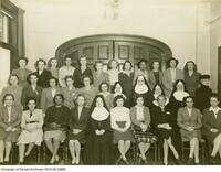 Nursing - Class of 1954 - Five Year Basic Degree Course