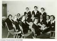Nursing - Post Basic Course 1944-1945