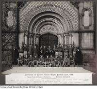 University of Toronto Senior Rugby Football Club, 1911  Senior Inter-collegiate Champions, Dominion Champions